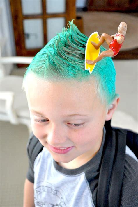 hair day kara 39 s ideas hair day ideas surf s up bugs