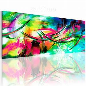 Bilder Xxl Leinwand : leinwand bilder xxl fertig aufgespannt bild bunt abstrakt a a 0001 b b ebay ~ Frokenaadalensverden.com Haus und Dekorationen