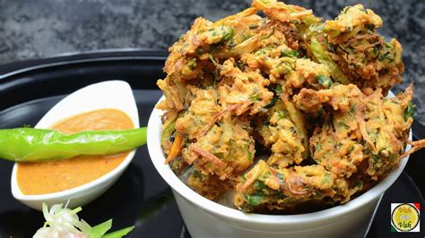mix vegetable pakora  vahchef  vahrehvahcom youtube