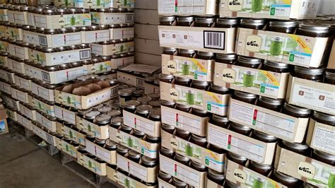 Warehouse Pallet Food · Free Photo On Pixabay