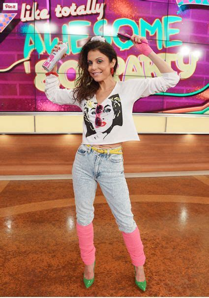 Bethenny Frankel wearing and looking fabulous in my ART ...