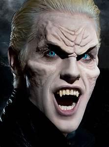 Vampir Make Up Männer Vampir Deluxe Set Vampirgesicht Schminken 29
