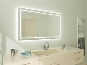 Bad Spiegelschränke Mit Led Beleuchtung : badspiegel mit led beleuchtung minerva ~ Bigdaddyawards.com Haus und Dekorationen