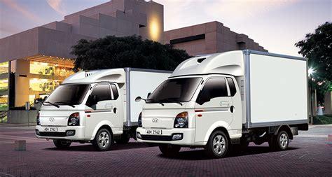 Hyundai Hton Va by Porter Ii Special Vehicle Freezer Refrigerator