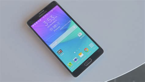 T-mobile Galaxy Note 4 Update Brings Android 5.1.1