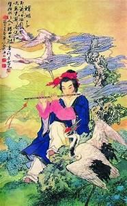 Han Xiangzi | Eight Immortals | Pinterest