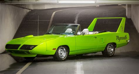 Plymouth Daytona For Sale by One Plymouth Superbird Convertible Breeds