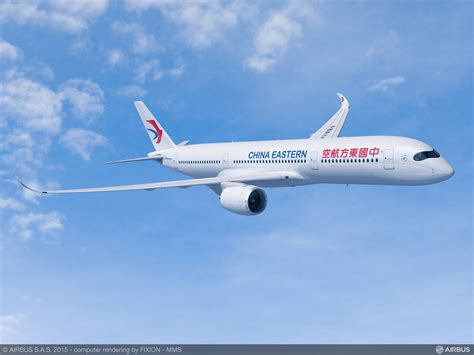 NEWS China Eastern Airlines Endorses A350 | AIRLIVE.net