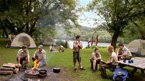Places to Stay Near Boy Scouts Summit Bechtel Reserve Camp ...