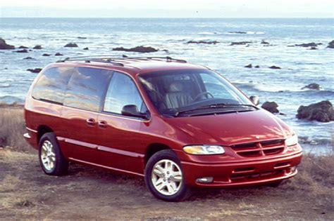 1996-00 Dodge Caravan | Consumer Guide Auto