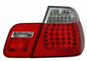 Feux Arriere Teinté Legal : taillights bmw 3 series e46 2001 2005 sedan red white led eagle eyes tuning de ebay ~ Medecine-chirurgie-esthetiques.com Avis de Voitures