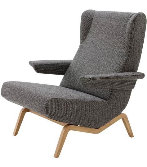 chaise ligne roset archi ligne roset armchair with wooden base milia shop