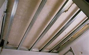 Profile Trockenbau Decke : schalltechnische sanierung von bestandsdecken deckenkonstruktion holzbalkendecke massivdecke ~ Orissabook.com Haus und Dekorationen