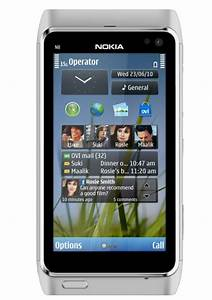 Nokia N8 Interface Vector
