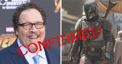 Jon Favreau Confirms Release Date for 'The Mandalorian ...