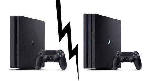 ps4 pro vs ps4 laquelle choisir pour le playstation vr