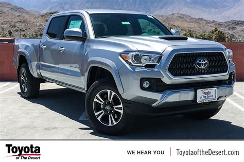 Toyota Tacoma 4wd by New 2019 Toyota Tacoma 4wd Trd Sport Cab In