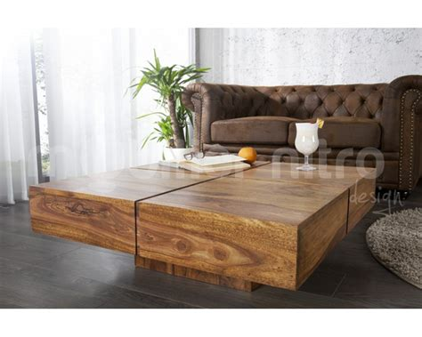 tables basses bois massif maison californienne house on modern architecture modern houses and salons