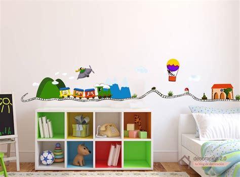 ideas diy  decorar nuestras habitaciones infantiles