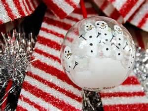 diy kids holiday crafts  christmas ornaments diy