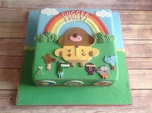 Hey Duggee - CakeCentral com