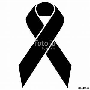 White Awareness Ribbon Vector | www.imgkid.com - The Image ...