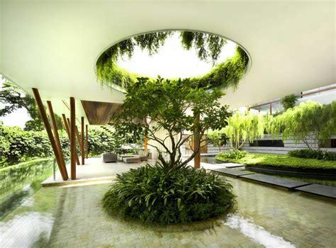 minimalist garden  landscape design ideas founterior
