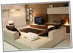 Wandfarben Wohnzimmer Beispiele : beispiele wohnzimmergestaltung ~ Markanthonyermac.com Haus und Dekorationen