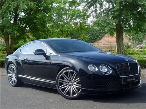 2015 Bentley Continental Gt For Sale On Gocars