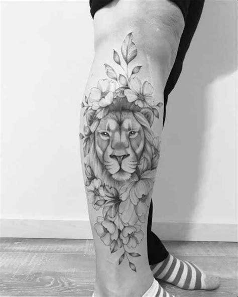 Lion Tattoo - 63 Brilliant Lion Tattoos Designs And Ideas