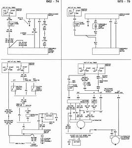 1971-1972 Chevy Wiring Diagrams