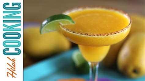 how to make a margarita how to make mango margarita recipe hilah cooking youtube