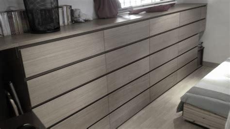 ikea cuisine conception transformation de commodes malm 4 tiroirs en 5 tiroirs