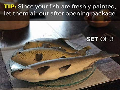 large artificial fish      premium