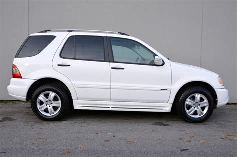 * if you desire traditional suv features. 2005 Alabaster White Mercedes-Benz ML350 4Matic - $9,980 - For Sale, Finance Lease or Buy SUV's ...