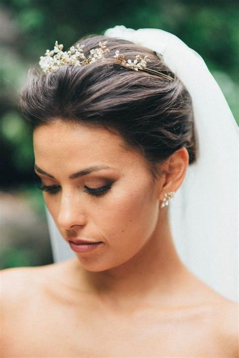 fresh  elegant bridal updos wedding hairstyles