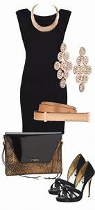 Accessoires Zu Schwarzem Kleid. schwarzes kleid kombinieren so geht ... 3cb003cf13
