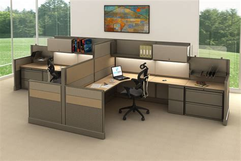 open plan systems furniture