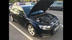 Audi A3 Under Bonnet Checks