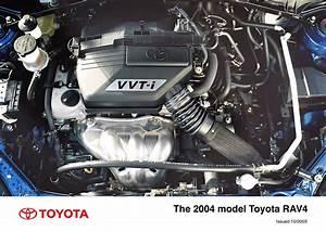 Rav4 Misc Engine  2003 - 2006