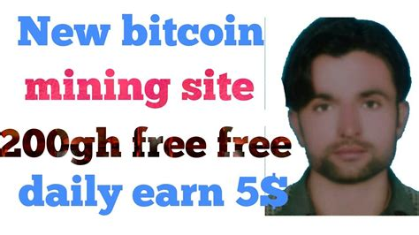 That will tell you how to install bitcoin with the details. New bitcoin mining site 200gh mining speed free - YouTube