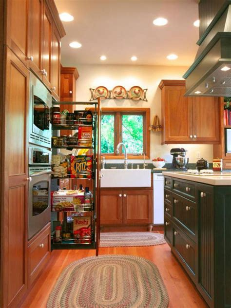 Pantries For Small Kitchens Pictures, Ideas & Tips From