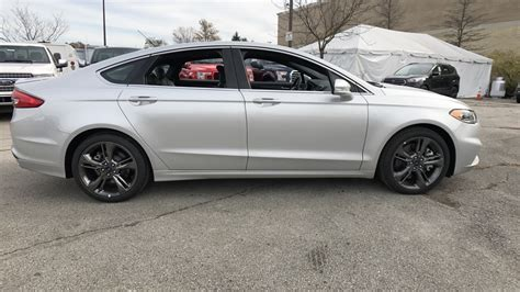New Ford Fusion Sport by New 2018 Ford Fusion Sport 4d Sedan In Louisville 37163