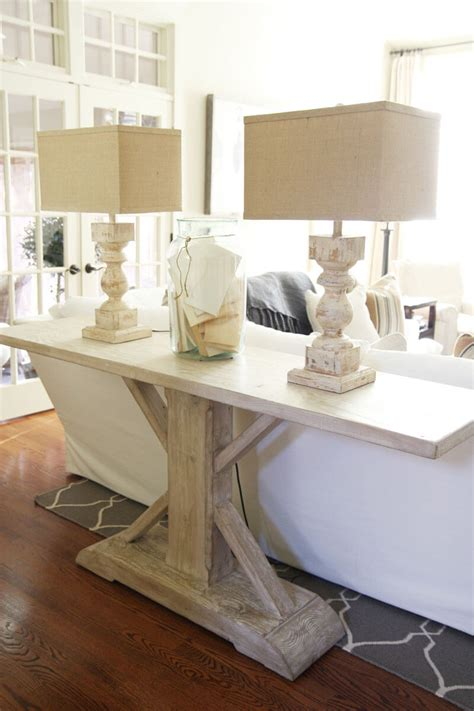 sofa table ideas  designs
