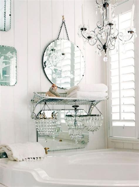 28 lovely and inspiring shabby chic bathroom d 233 cor ideas