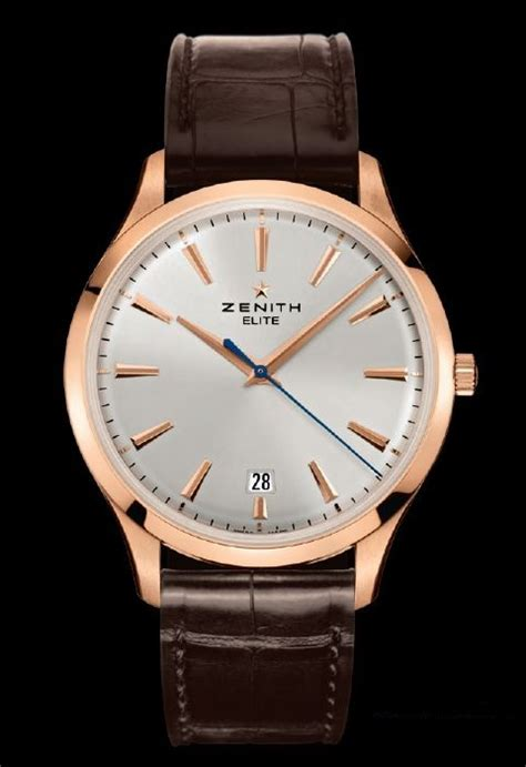 Zenith Watches Rebalanced | aBlogtoWatch