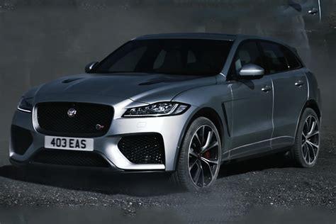 jaguar  pace svr  dynamic debut evo