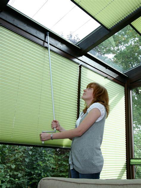 plissees fuer plafond deckenfenster rollomeisterde