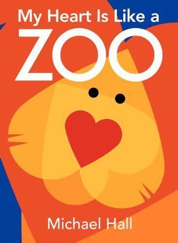 heart    zoo board book michael hall