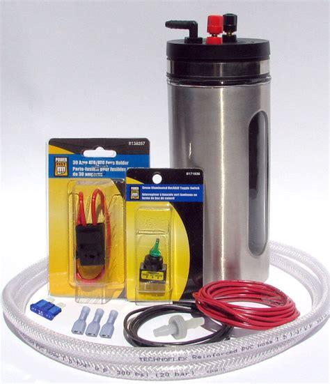 hydrogen hho generator kit fuel cell browns gas ebay